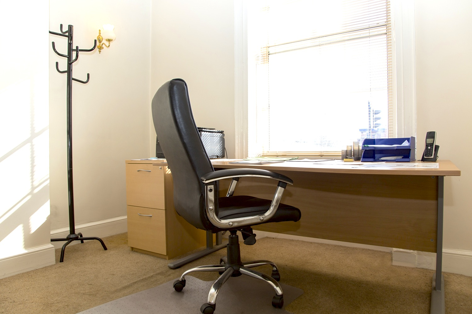 Panoramic view of Serviced Office space