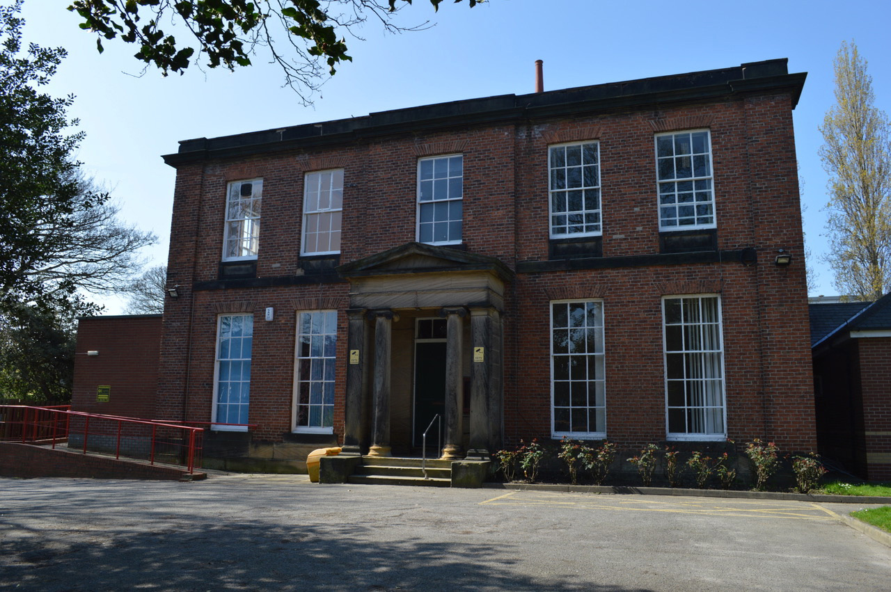 Office space to let in the business quarter of Wakefield